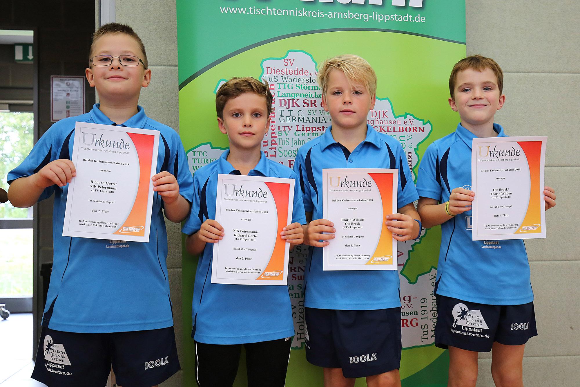 LTVer erfolgreich bei den Kreismeisterschaften